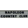 Napoleon Country Club - Semi-Private Logo