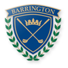 Barrington Golf Club - Private Logo