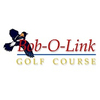 White at Bob O' Link Golf Course Logo