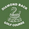 Diamond Back Golf Course - Public Logo