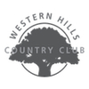 Western Hills Country Club - Private Logo