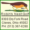 Robin's Nest Golf Course - Public Logo