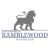 Red/Blue at Ramblewood Country Club - Public Logo