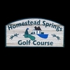 Homestead Springs Golf Course - Public Logo