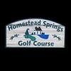 Homestead Springs Golf Course - Public Logo