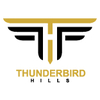 North at Thunderbird Hills Golf Course - Public Logo
