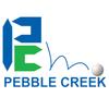 Pebble Creek Golf Club - Public Logo