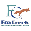 Fox Creek Golf & Racquet Club - Private Logo