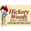 Hickory Woods Golf Course - Public Logo