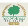Shady Acres Golf Course - Public Logo