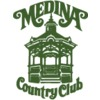Blue/Red at Medina Country Club - Private Logo
