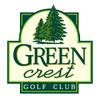 Green Crest Golf Club Logo