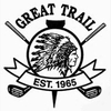 Blue/White at Great Trail Golf Club - Public Logo