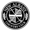 West/North at New Albany Country Club - Private Logo