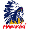 Manakiki Golf Course - Public Logo