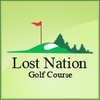 Lost Nation Municipal Golf Course Logo