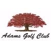 Adams Golf Club - Public Logo