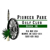 Beaver Pioneer Park Golf Course - Semi-Private Logo