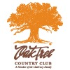 East at Oak Tree Country Club - Private Logo