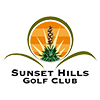 Sunset Hills Golf Course - Public Logo