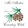 McAlester Country Club - Private Logo