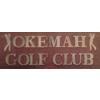 Okemah Golf Course - Public Logo