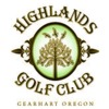 Highlands at Gearhart, The - Public Logo