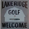 Lakeridge Golf Course - Public Logo