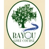 Bayou Golf Course - Regulation Nine Logo