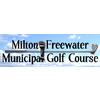 Milton-Freewater Golf Course - Public Logo