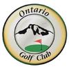 Ontario Golf Course - Public Logo