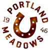 Portland Meadows Golf Course - Public Logo