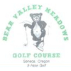 Bear Valley Meadows Golf Club - Public Logo