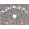 Burgi's Back Nine Logo