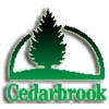 Red at Cedarbrook Golf Course - Public Logo