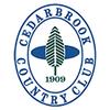 Cedarbrook Country Club - Private Logo