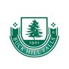 White/Blue at Buck Hill Falls Golf Club Logo