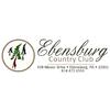 Ebensburg Country Club - Semi-Private Logo