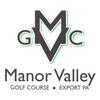 Manor Valley Country Club - Public Logo