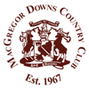 MacGregor Downs Country Club - Private Logo