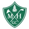 Meadia Heights Golf Club - Private Logo