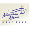Blue/Yellow at Mountain Manor Inn & Golf Club Logo