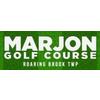Marjon Golf Course - Public Logo