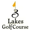 3 Lakes Golf Course Logo