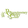 Punxsutawney Country Club - Private Logo