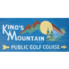 King's Mountain Golf Course - Public Logo