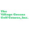 Village Greens Golf Course - Public Logo