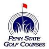 White at Penn State Golf Courses - Public Logo