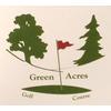 Green Acres Golf Course - Public Logo