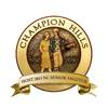 Champion Hills Golf Club - Private Logo